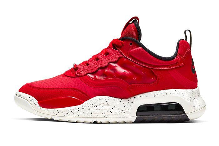 Nike Jordan Air Max 200 Fire Red Sail Cd6105 601 Release2