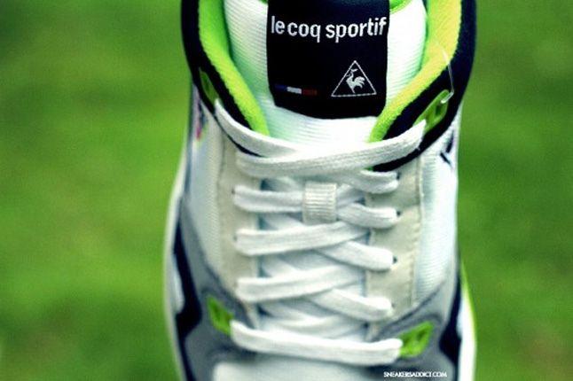 Le Coq Sportif R1000 Lace Detail 1