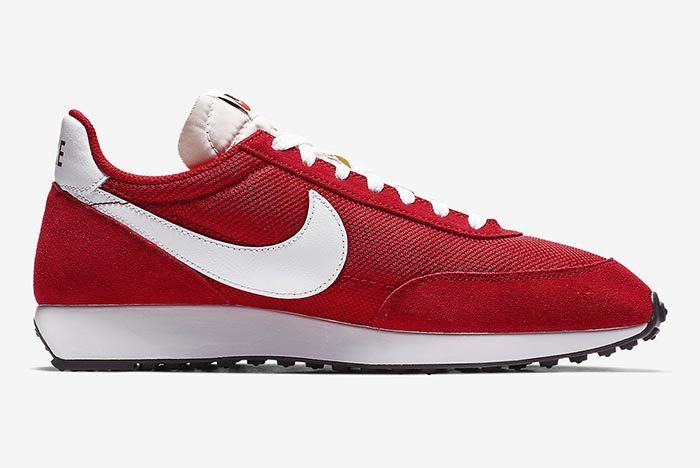 Nike Air Tailwind Gym Red 3