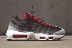 Nike Air Max 95 Chilling Red Bump 1