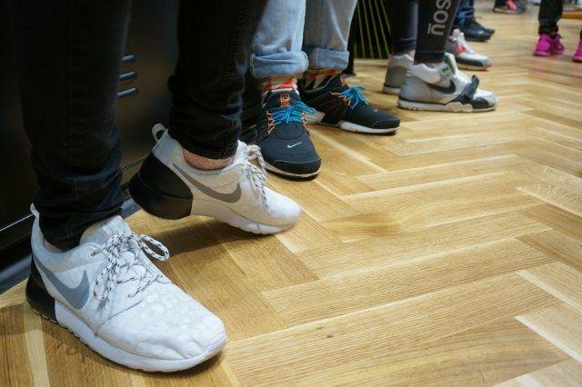 Nike Store 267 Chapel Street 16