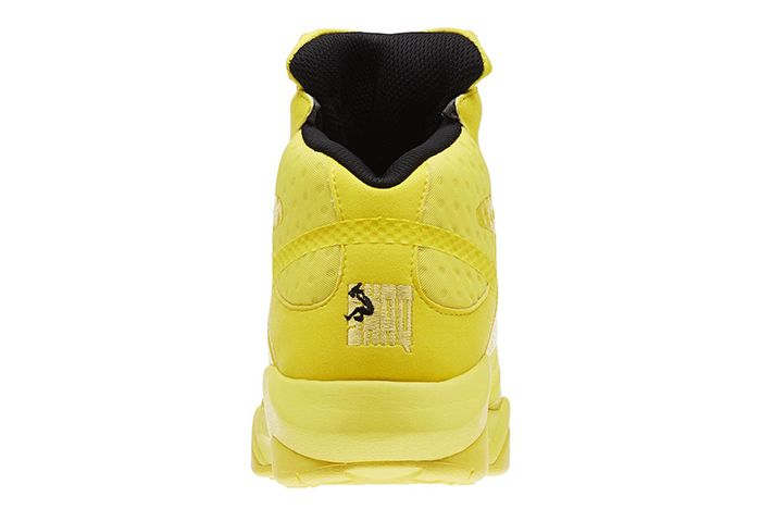 Reebok Shaq Attaq Modern Yellow Spark5