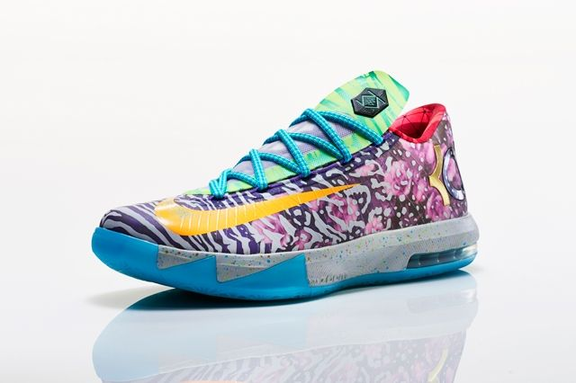 Nike What The Kd Vi 6