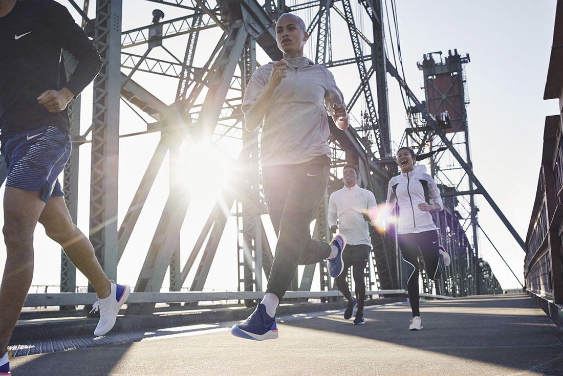 Material Matters Nike React 1
