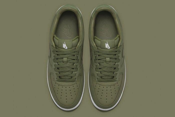 Nike Lab Monochrome Air Force Pack 9