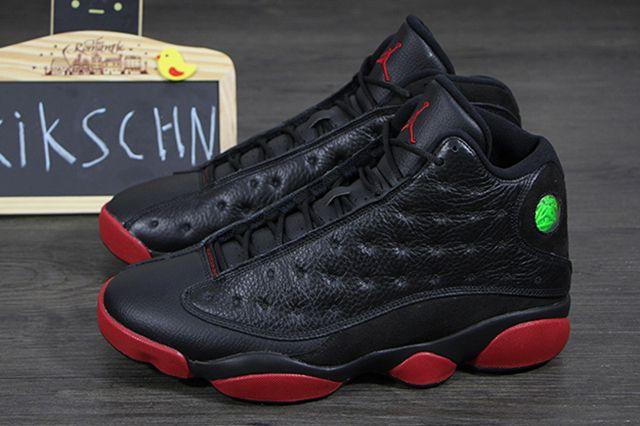 Air Jordan 13 Black Red