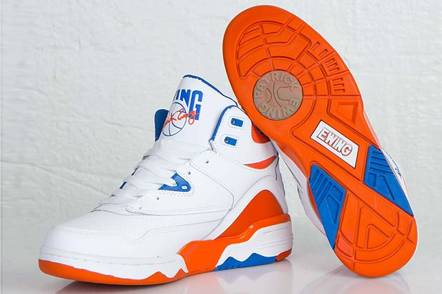 Ewing Athletics Guard Knicks 7