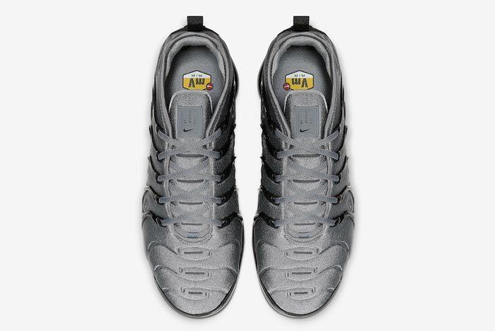 Nike Air Vapormax Cool Grey Black Top