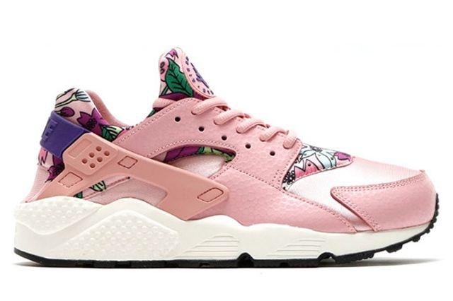 Nike Floral Huarache 8