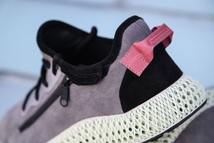 Ceeze Futurecraft Yeezy Custom6 Heel