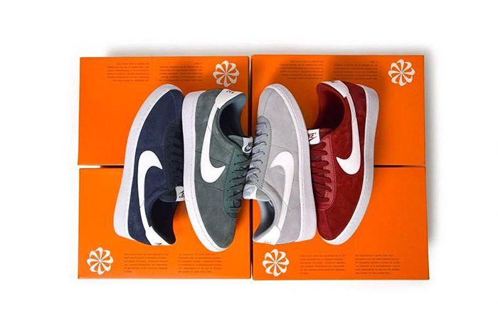 Nike Bruin Suede Pack 2