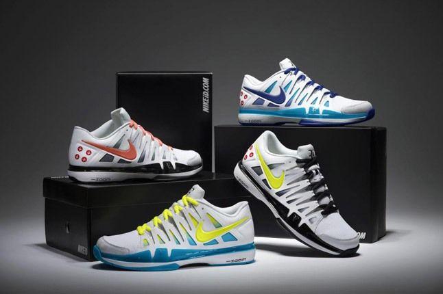 Nikeid Roger Federer Vote Zoom Vapor 9 Pack 1