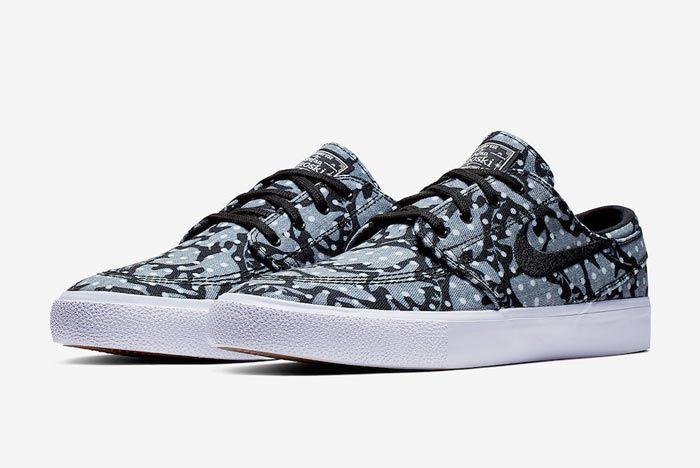 Nike Sb Janoski Camo Dots Pair