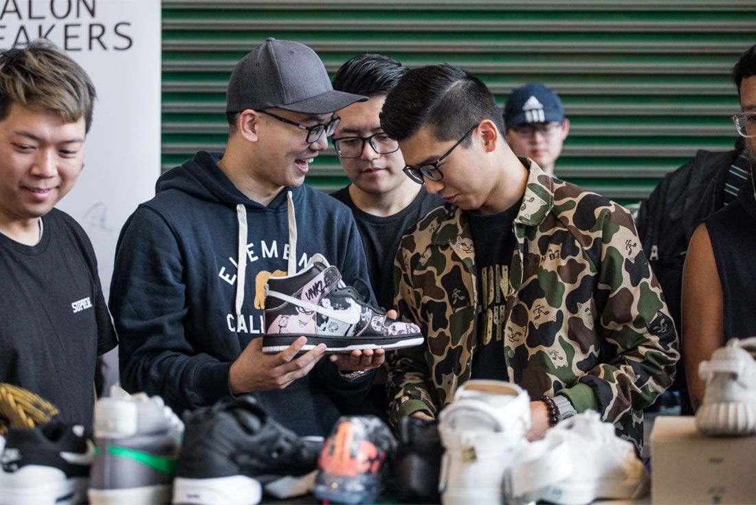 Sneaker Freaker Swapmeet 2019 Event 44