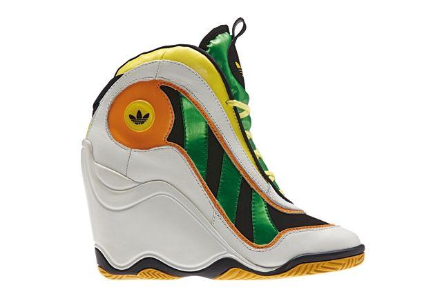 Jeremy Scott Adidas Originals July 2014 Shoes 3
