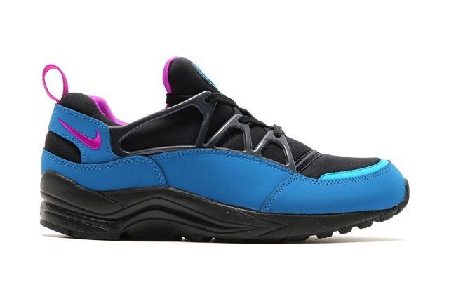 Nike Air Huarache Light Vivid Purple Brigade Blue 1