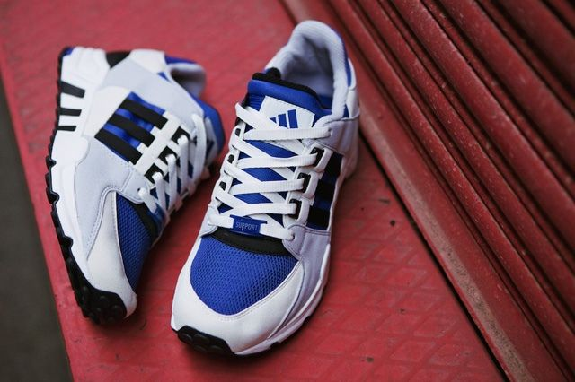Adidas Eqt 93 Royal Blue Bumperoo 6