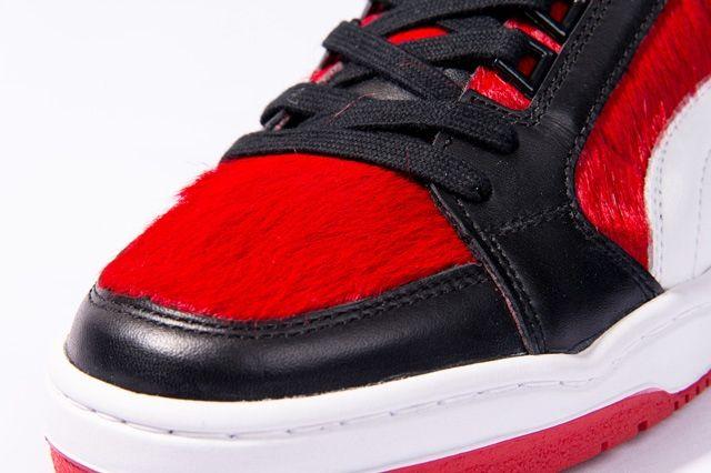 Puma Takumi Fw13 Mij Collection Slipstream Red Toe Detail