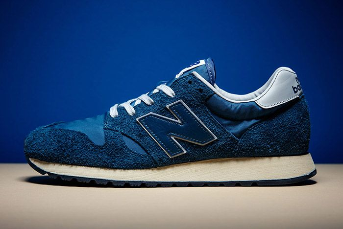 New Balance 520 Hairy Suede 1 1
