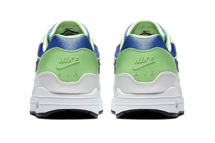 Nike Air Max 1 Dna Ch 1 Ar3863 100 Release Date Heel