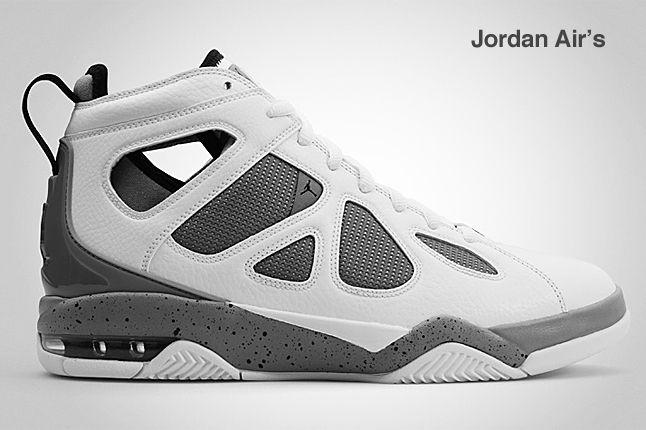Jordan Airs White 1