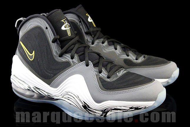 Nike Penny 5 Tour Yellow 1