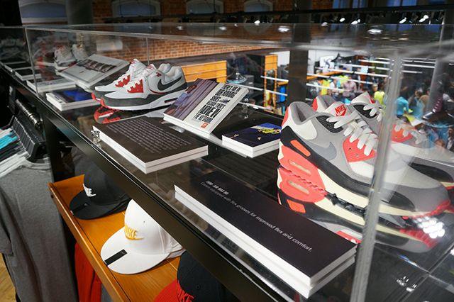Nike Store 267 Chapel Street 14