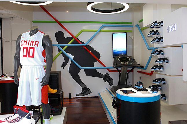 Nike Sydney Pop Up Store 11 1