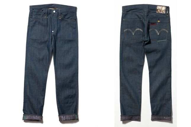 Levis Clot Rigged Jeans 1
