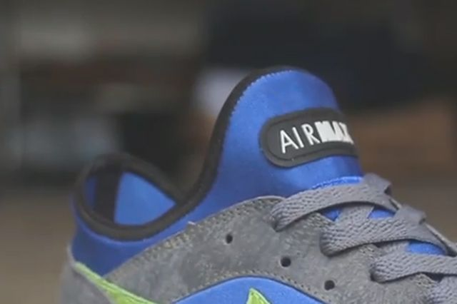 Size Launch The Nike Air Max 93 Into Space 8