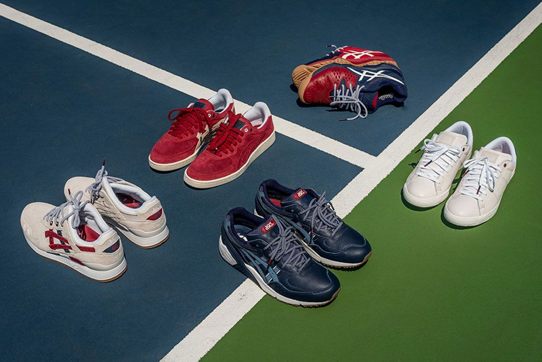 Packer Asics Us Open Game Set Match Pack 1