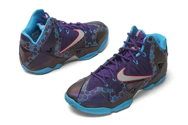 Nike Lebron 11 Xdr Summit Lake Hornets 2