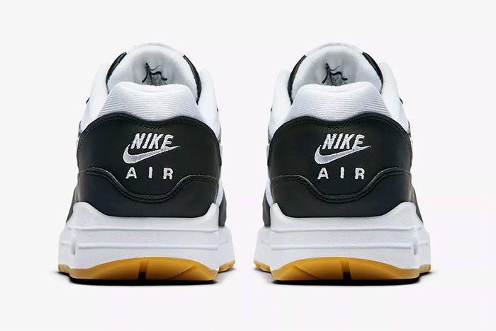 Nike Air Max 1 Black White Gum 4