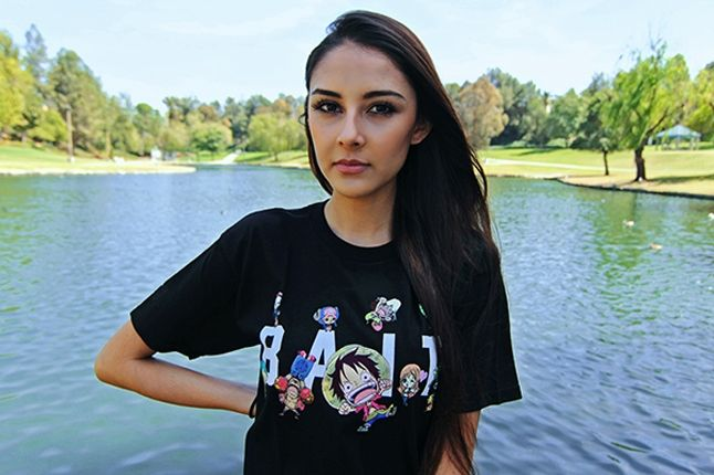 Bait One Piece Collection Pys Hotgirl Black Tee 1
