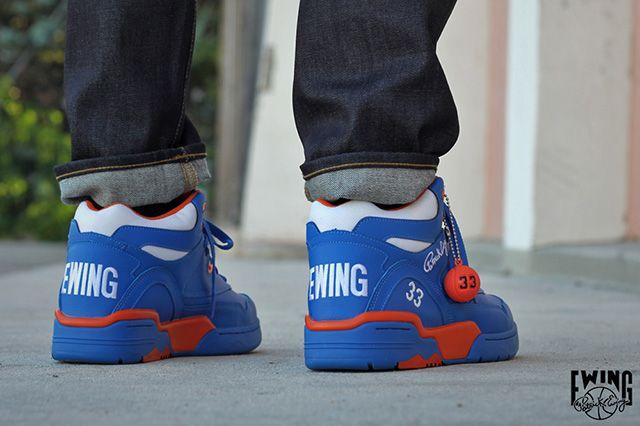 Ewing Athletics Guard 10