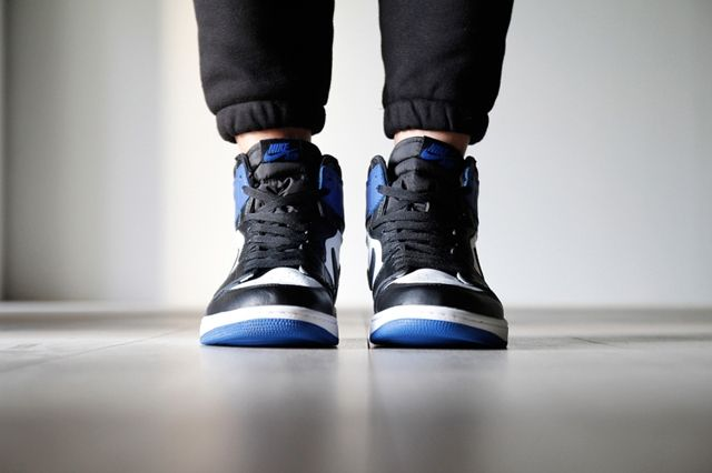 Fragment Air Jordan 1 Bumperoo 6