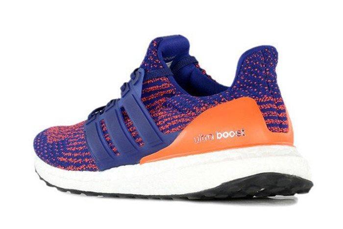 Adidas Ultraboost 3 0 Purple Orange 5