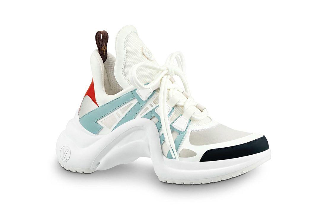 5 Louis Vuitton Archlight Sneaker Chunky Spring Summer Sneaker Freaker