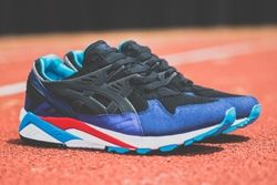 Asics Gel Kayano 1 Trainer Ultra Black Bumper Thumb