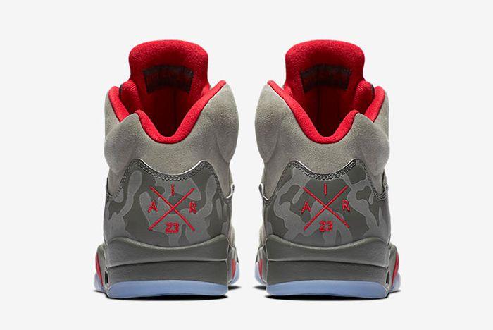 Air Jordan 5 Dark Stucco 5
