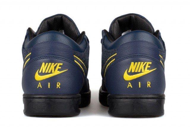 Nike Air Stepback Premium Nidnight Navy 2 640X4271