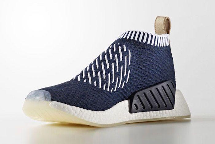 Adidas Nmd City Sock 2 Cs2 Navy 4
