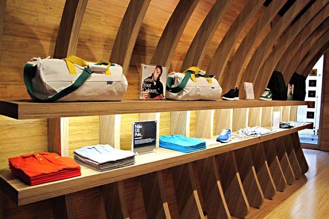 Sydney Atrium Sneakers 1