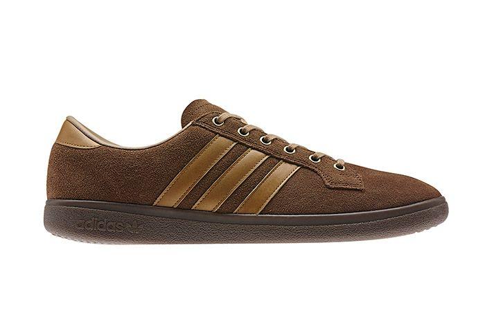 Adidas Spezial Bulhill Brown 2