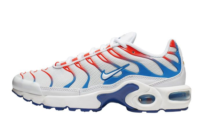 Nike Air Max Plus 3 D Gs Lateral Side Full