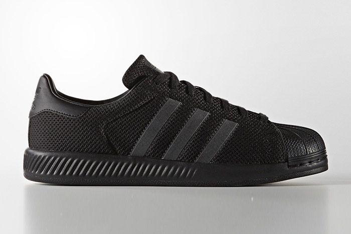 Adidas Superstar Bounce Black 6
