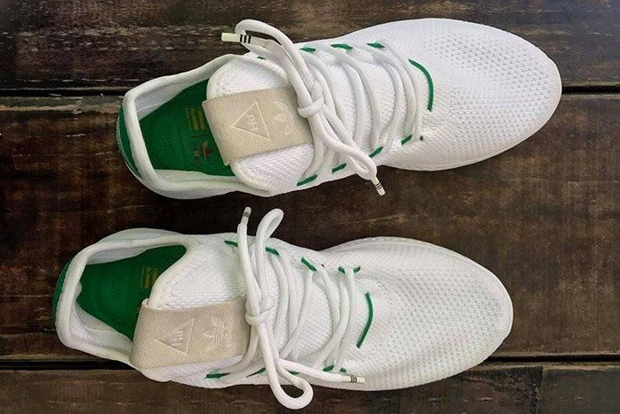 Adidas Pharrell Williams Stan Smith Hu Nmd White 6