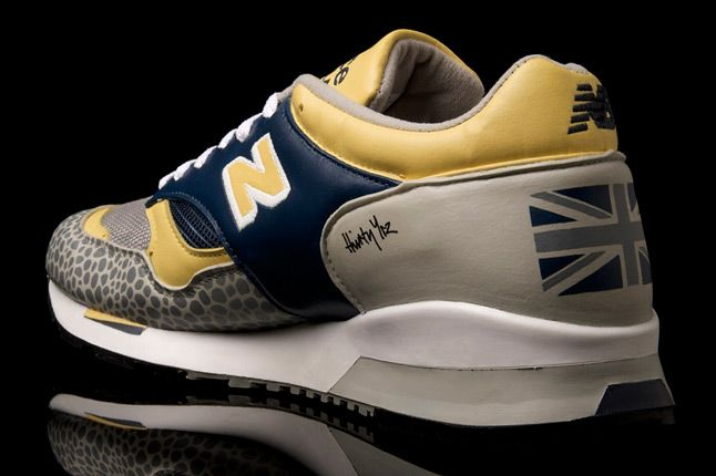 Benji Blunt New Balance Uk 1500 Custom Quater Heel 1
