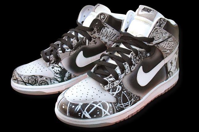 Mache Custom Kicks 2