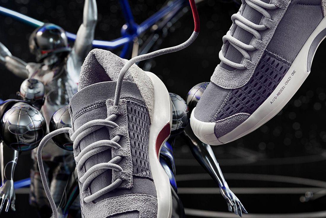 Adidas Ad Crazy Adv Pack Sneaker Freaker 2
